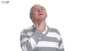 Viêm túi thanh mạc liên gai vùng cổ ngực