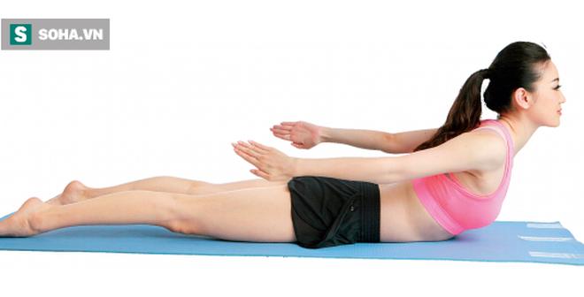 bài tâp yoga đẩy lùi thoát vị đĩa đệm