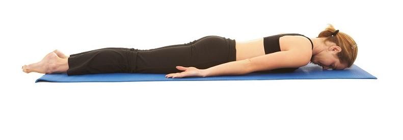 tập yoga thoát vị đĩa đệm