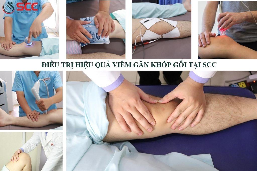 cách điều trị hiệu quả viêm gân khớp gối