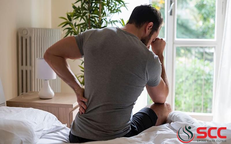 thoái hóa thắt lưng gây tê