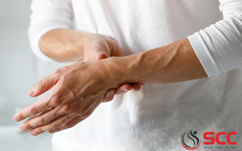 biến chứng thoái hóa khớp bàn tay