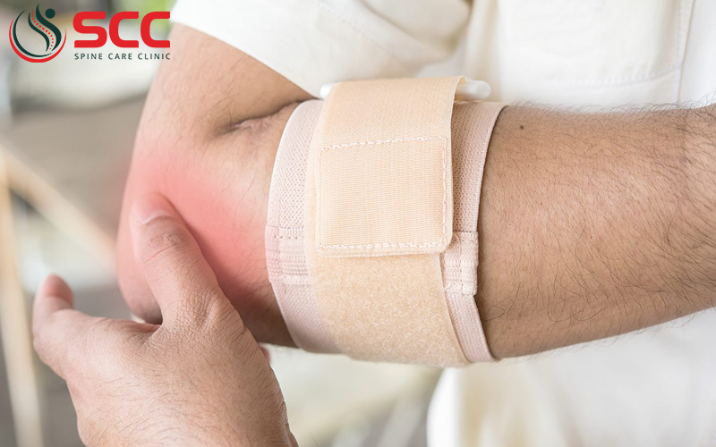 thoái hóa khớp khuỷu tay sau chấn thương