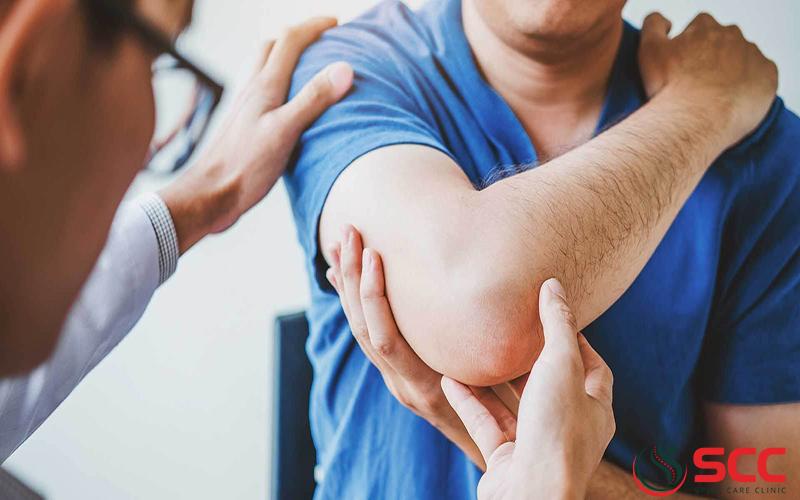 khám và phục hồi chức năng trật khớp khuỷu