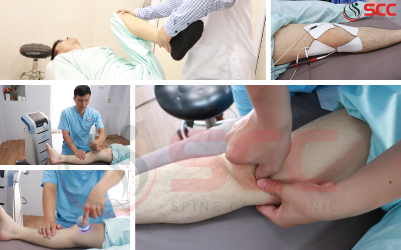 phục hồi chức năng sau phẫu thuật thay khớp gối