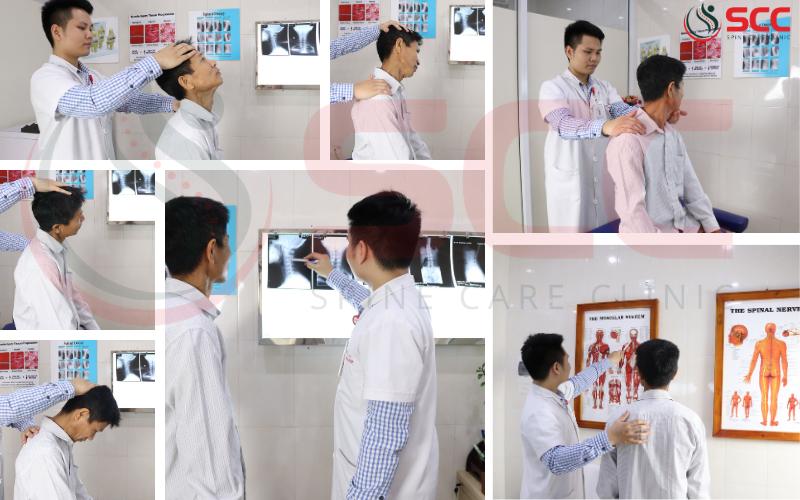 khám và chuẩn đoán loãng xương, điều trị phục hồi chức năng loãng xương