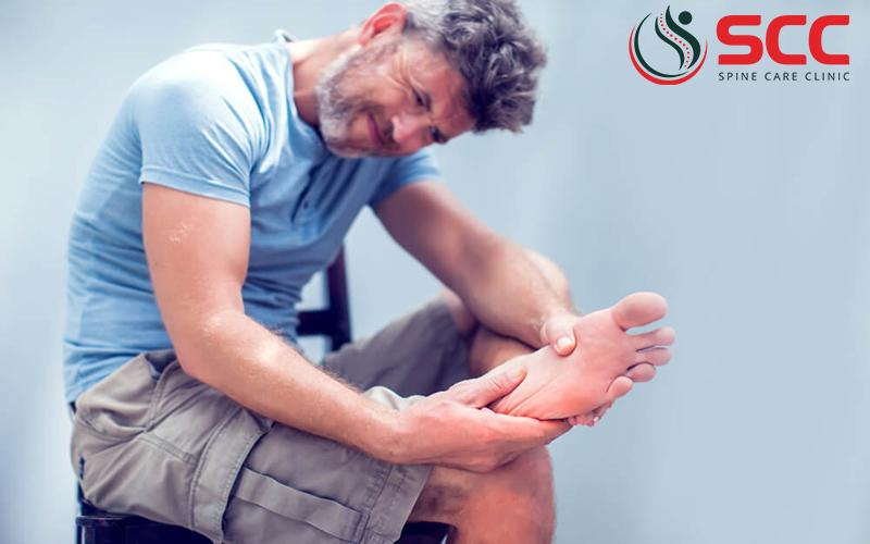 triệu chứng thoái hóa khớp bàn chân